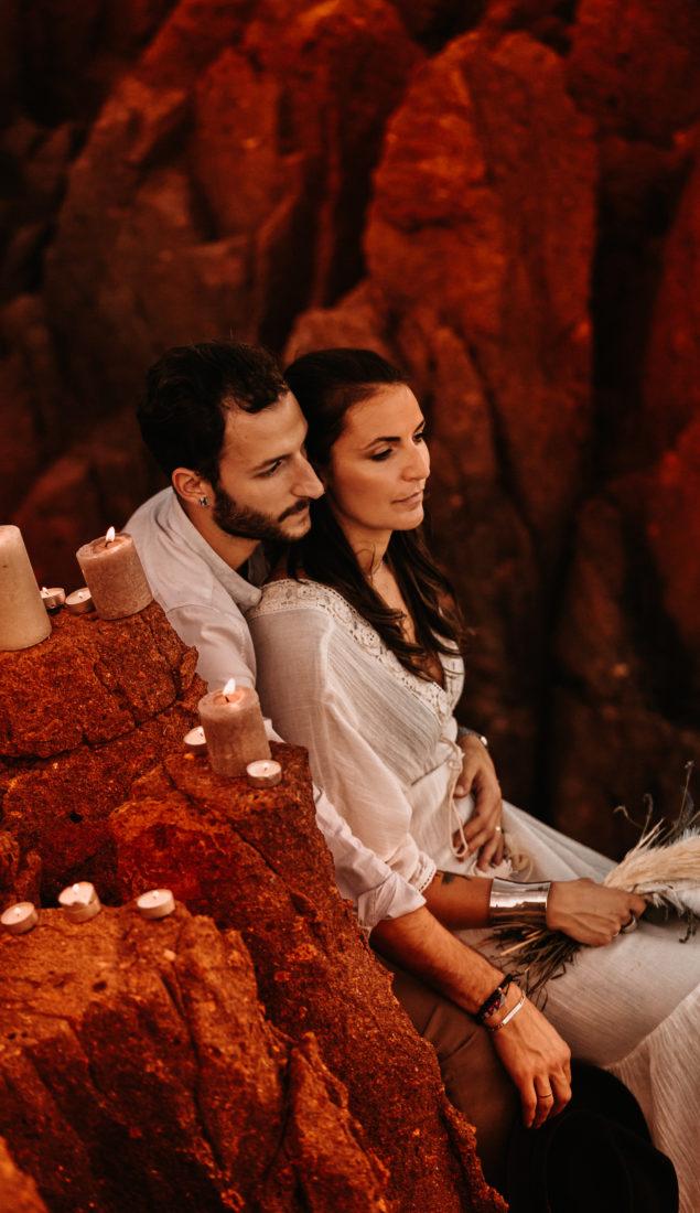 Audrey & Riccardo I Shooting d'inspiration
