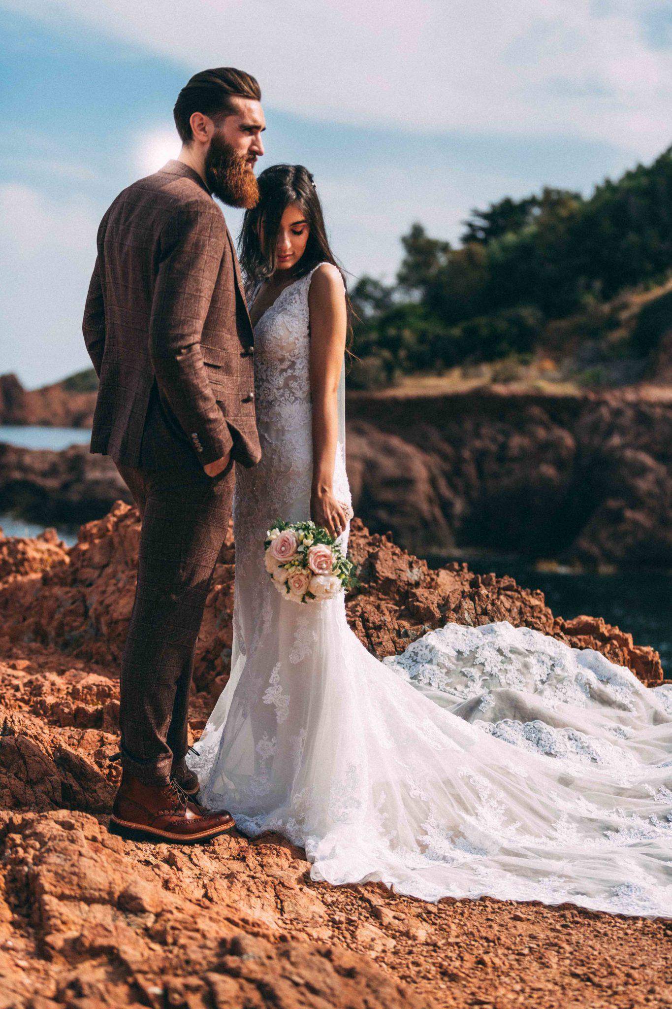 Yosra & Steven I Domaine du Castellet